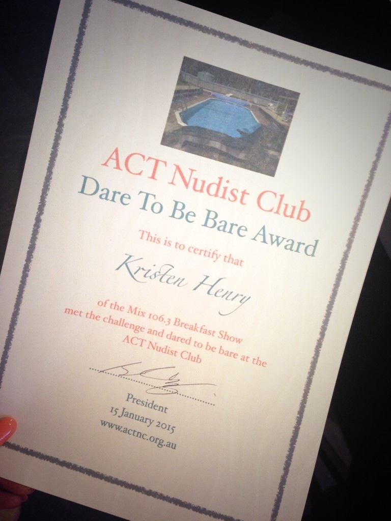 ACT Nudist Club